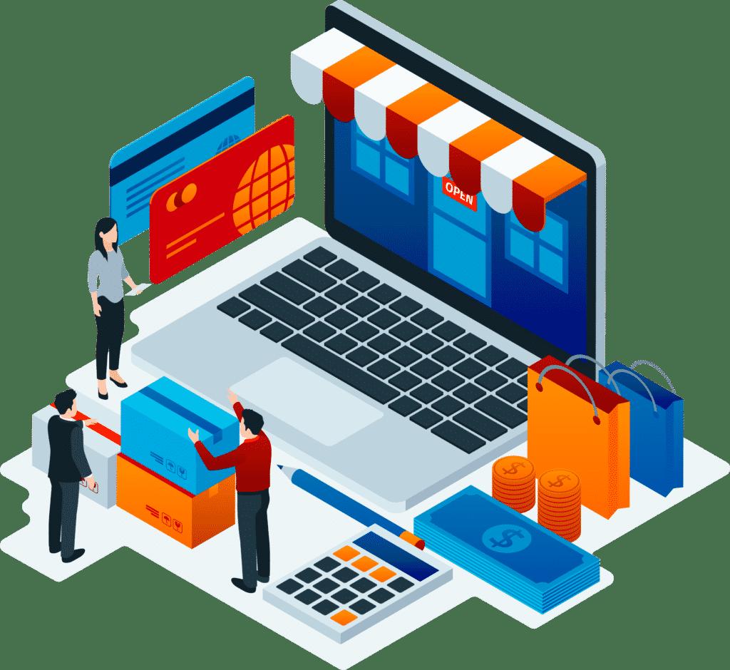 integrare ERP cu magazin online