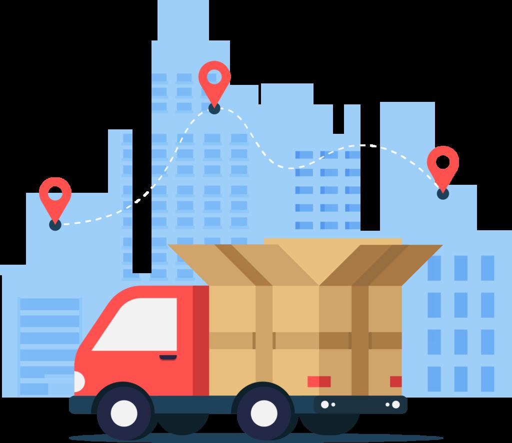 optimizare rute livrare