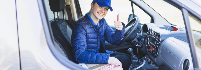 șoferii livratori